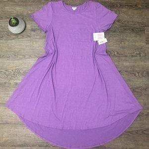 Lularoe Carly Flowy Dress